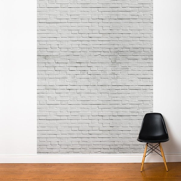 ADzif Fresk White Brick 6ft x 8ft