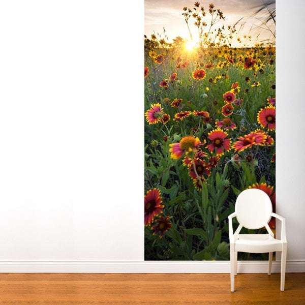 ADzif Fresk Flower at Sunrise 4ft x 8ft