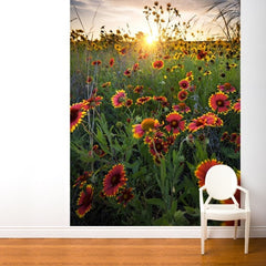 ADzif Fresk Flower at Sunrise 6ft x 8ft