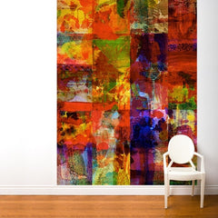 ADzif Fresk Abstract Art 6ft x 8ft