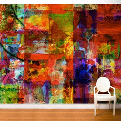 ADzif Fresk Abstract Art 10ft x 8ft