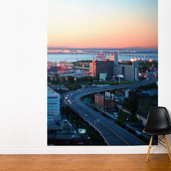 ADzif Fresk The City Awakes 6ft x 8ft