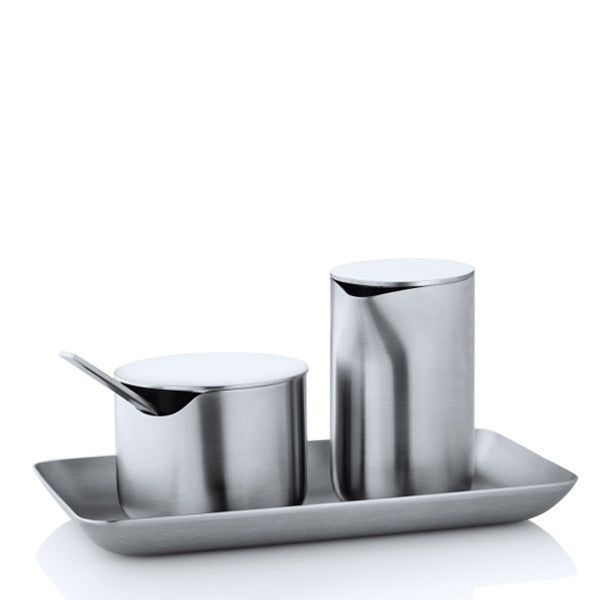 Blomus BASIC Tray Stainless Steel Matt 10 x 17 cm