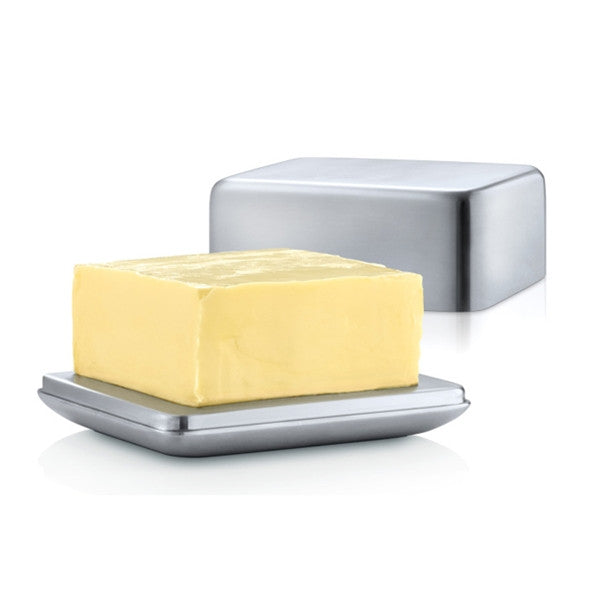 Blomus BASIC Butter Dish Stainless Steel Matt MD