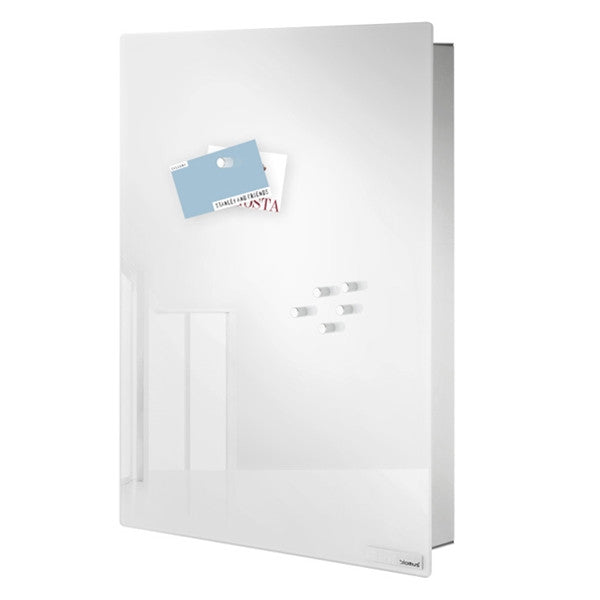 Blomus VELIO Key Box/Glass Magnet Board White 40 X 30 cm