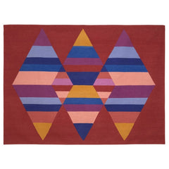 Aimée Wilder Prism Argentina Three Diamond Rug