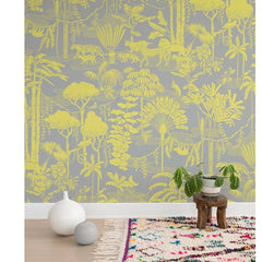 Aimée Wilder Wallpaper Jungle Dream Zest