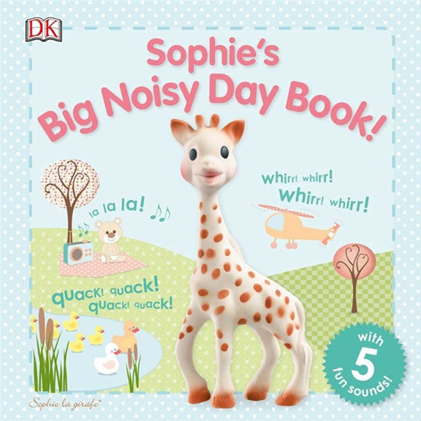 Sophie La Girafe Big Noise Day Book