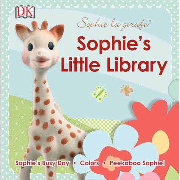 Sophie La Girafe Little Library