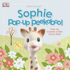 Sophie La Girafe Pop-up Peekaboo!