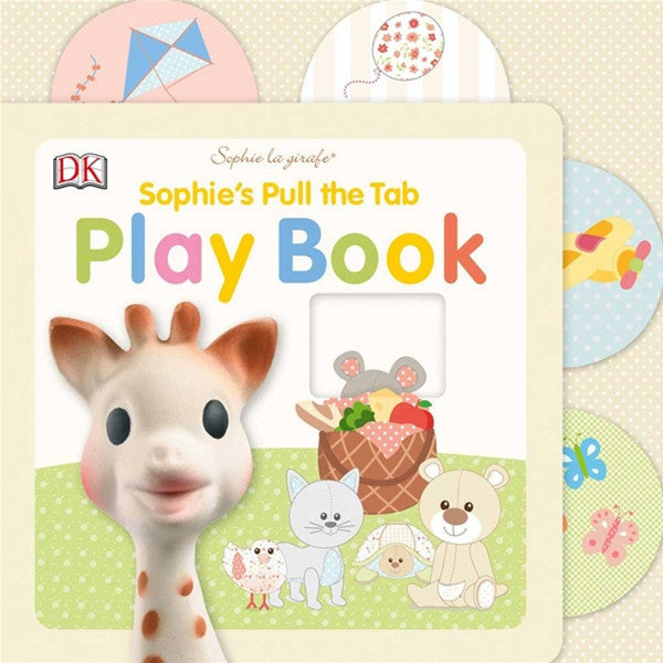 Sophie La Girafe Pull The Tab Playbook