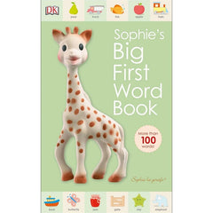 Sophie La Girafe Big First Word Book