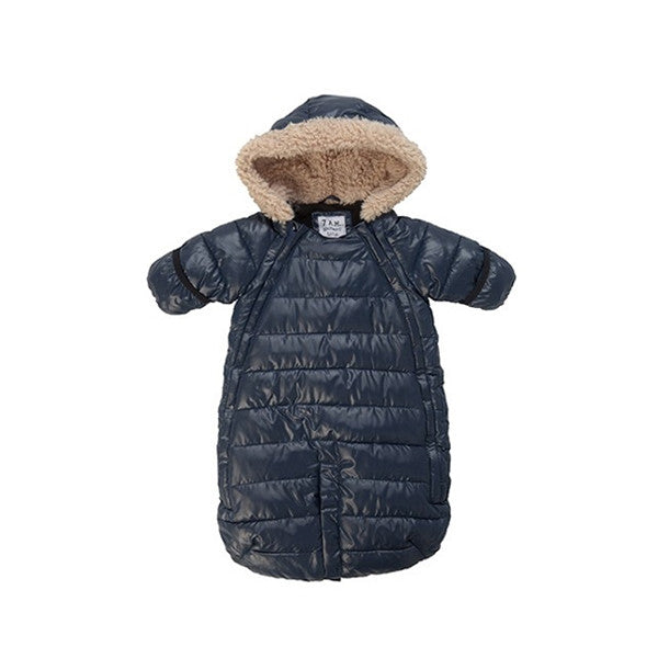 7 A.M. Doudoune 100 Large (6-12 M) Midnight Blue