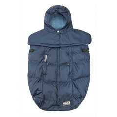 7 A.M. Pookie Poncho Midnight Blue