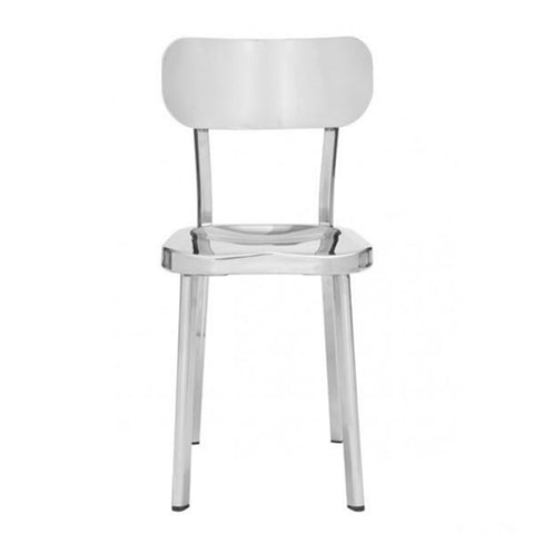 Zuo Winter Chair Stainless Steel