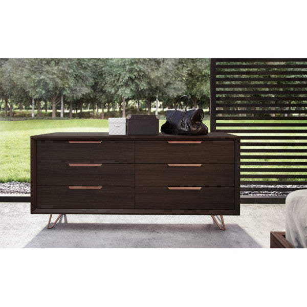 Modloft Grand Dresser in Espresso