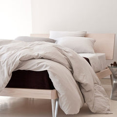 Area Bedding Perla Porcelain King Flat Sheet