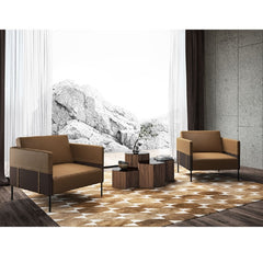 Modloft Allen Armchair- Lifestyle