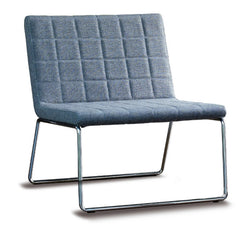 B&T Flu Camira Wool Lounge Chair by Nuans Design