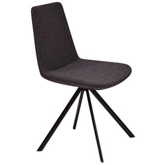 B&T Pera Elips Wool Side Chair by Nuans Design