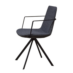 B&T Pera Elips Wool Arm Chair by Nuans Design