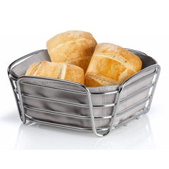 Blomus Delara Bread Basket Small Taupe