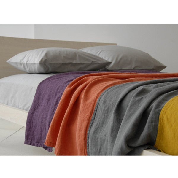Area Bedding Edith Orange Body Pillow Case