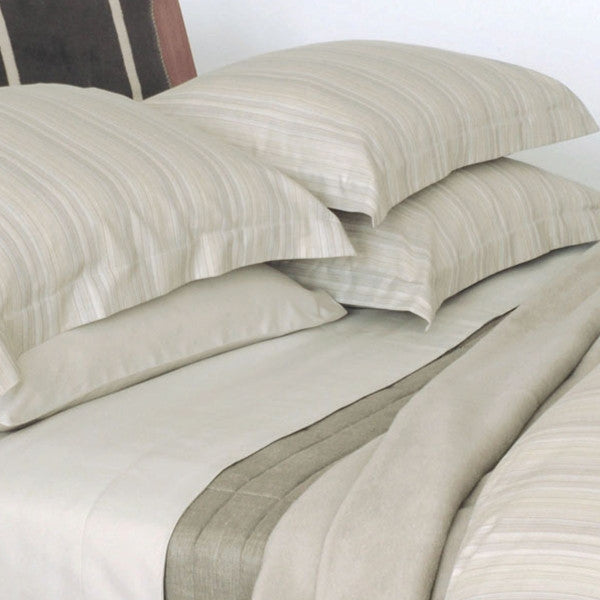 Area Bedding INDIA Sand Duvet Cover - Full/Queen