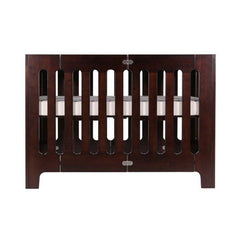 Bloom Alma Papa Crib – Cappuccino