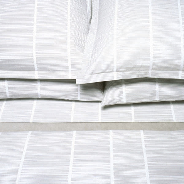 Area Bedding PINS Grey Sham - Standard