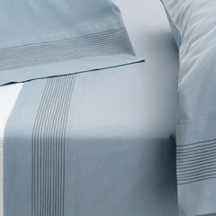 Area Bedding STITCH Blue Fitted Sheet - Full
