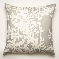 Amenity Pillow Fern Cream + Grey 18'' x 18''