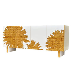 Iannone Dandelion Graphic Console - Long