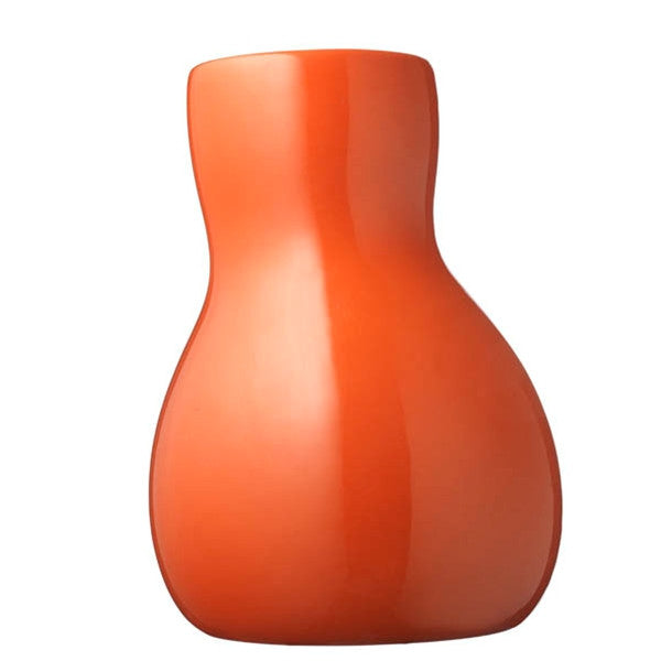 Kahler Bulbo Vase Large Orange Modern Karibou