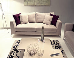 B&T Modena Two Seater Sofa by Nuans Design