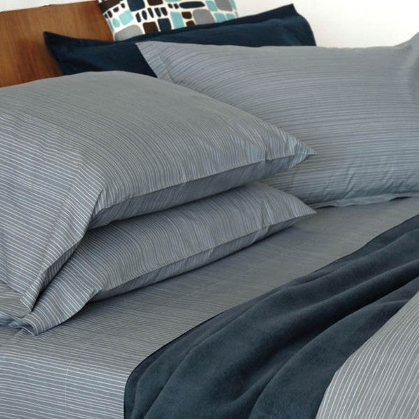 Area Bedding ONEWAY Grey Pillow Cases - Standard