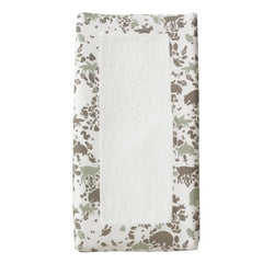 DwellStudio Changing Pad Cover – WOODLAND Tumble