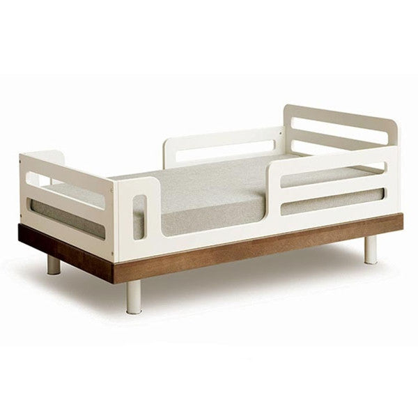 Oeuf Classic Toddler Bed - Walnut