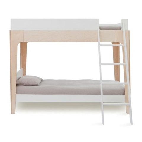 Oeuf Perch Bunk Bed - White/Birch