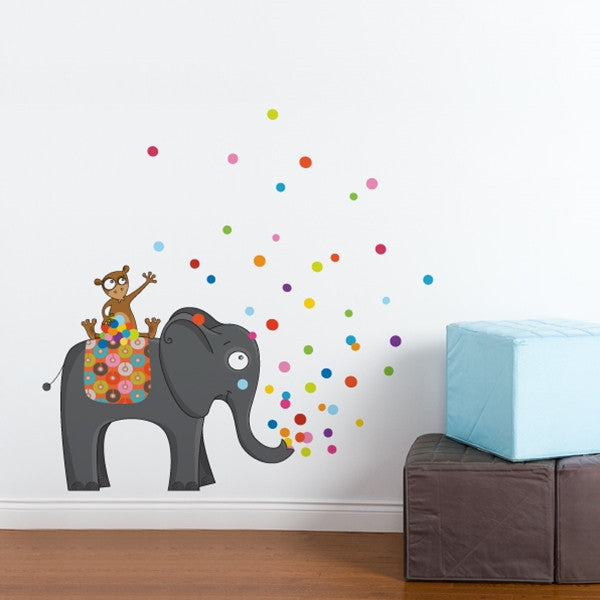 ADzif Wall Sticker Party Time