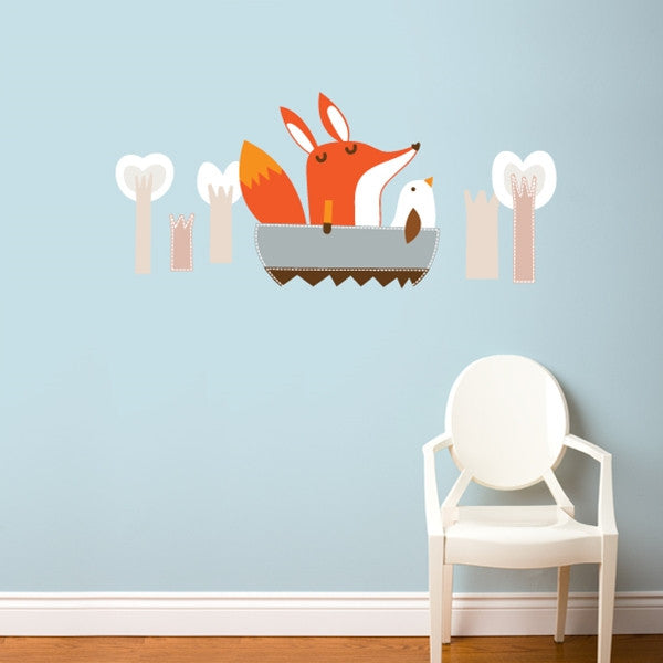 ADzif Wall Sticker Paolo goes Boating