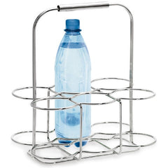Blomus WIRES 6 Bottle Tabletop Wine Rack