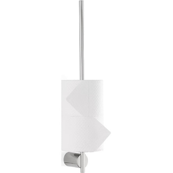 Blomus DUOPolished Wall-Mounted Toilet Roll Holder