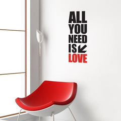 ADzif Wall Sticker All You Need