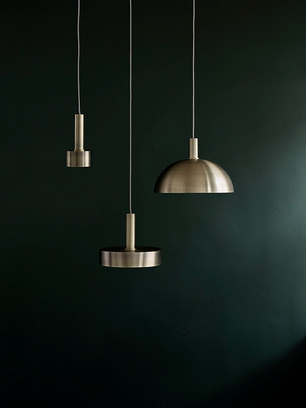ferm LIVING Dome Shade Brass