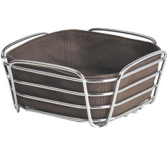 Blomus DELARA Bread Basket Small - Mocha Brown