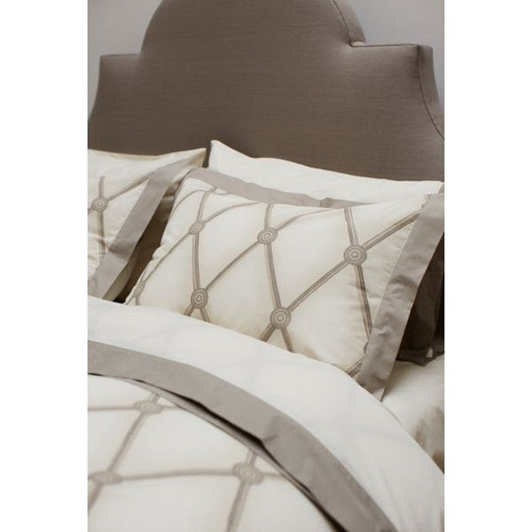 DwellStudio Duvet Set Hadley Cloud King