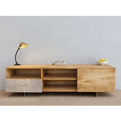 MASHstudios PCH Entertainment Shelf