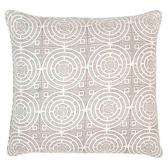 DwellStudio Pillow Aerial Major Brown