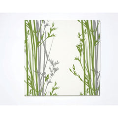 Amenity Hemp Print Cove Cream + Moss